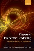 Cover for Dispersed Democratic Leadership