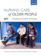Cover for Nursing Care of Older People