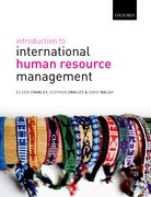 Cover for Introduction to International Human Resource Management