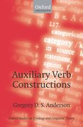 Cover for Auxiliary Verb Constructions