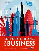 Cover for Corporate Finance for Business