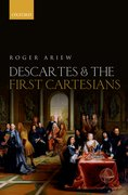 Cover for Descartes and the First Cartesians