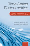Cover for Time Series Econometrics using Microfit 5.0