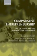 Cover for Comparative Entrepreneurship