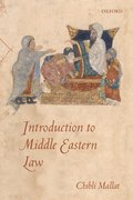 Cover for Introduction to Middle Eastern Law