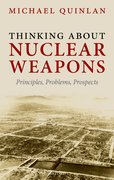 Cover for Thinking About Nuclear Weapons