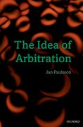 Cover for The Idea of Arbitration