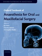 Cover for Anaesthesia for Oral and Maxillofacial Surgery