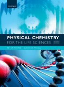 Cover for Physical Chemistry for the Life Sciences
