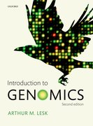 Lesk: Introduction to Genomics 2e