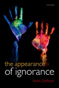 Cover for The Appearance of Ignorance