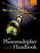 Cover for The Photomultiplier Handbook - 9780199565092