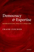 Cover for Democracy and Expertise