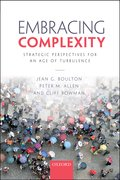 Cover for Embracing Complexity