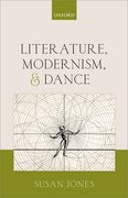 Cover for Literature, Modernism, and Dance