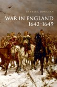Cover for War in England 1642-1649