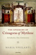 Cover for The Epigrams of Crinagoras of Mytilene