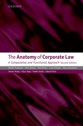 Cover for The Anatomy of Corporate Law