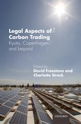 Cover for Legal Aspects of Carbon Trading