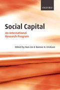 Cover for Social Capital