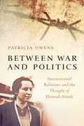 Cover for Between War and Politics