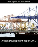 Cover for African Development Report 2010