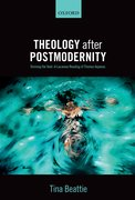 Cover for Theology after Postmodernity