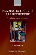 Cover for Reading in Proust
