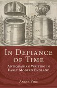 Cover for In Defiance of Time