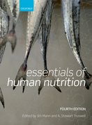Cover for Essentials of Human Nutrition