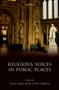 Cover for Religious Voices in Public Places
