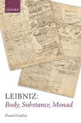 Cover for Leibniz: Body, Substance, Monad