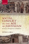 Cover for Social Conflict in the Age of Justinian