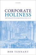 Cover for Corporate Holiness