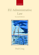 Cover for EU Administrative Law