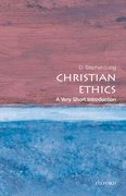 Cover for Christian Ethics: A Very Short Introduction