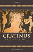 Cover for Cratinus and the Art of Comedy