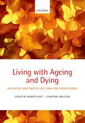 Cover for Living with Ageing and Dying