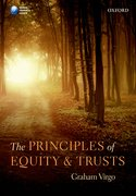 Cover for The Principles of Equity and Trusts