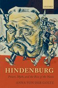 Cover for Hindenburg
