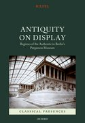 Cover for Antiquity on Display