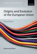Cover for Origins and Evolution of the European Union