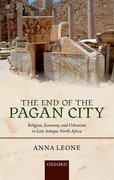 Cover for The End of the Pagan City