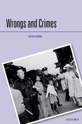 Cover for Wrongs and Crimes