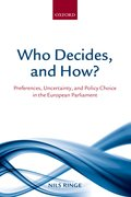 Cover for Who Decides, and How?