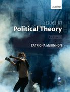 Cover for Issues in Political Theory