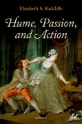 Cover for Hume, Passion, and Action