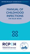 Cover for Manual of Childhood Infections