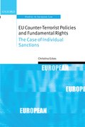 Cover for EU Counter-Terrorist Policies and Fundamental Rights