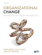 Cover for Organizational Change